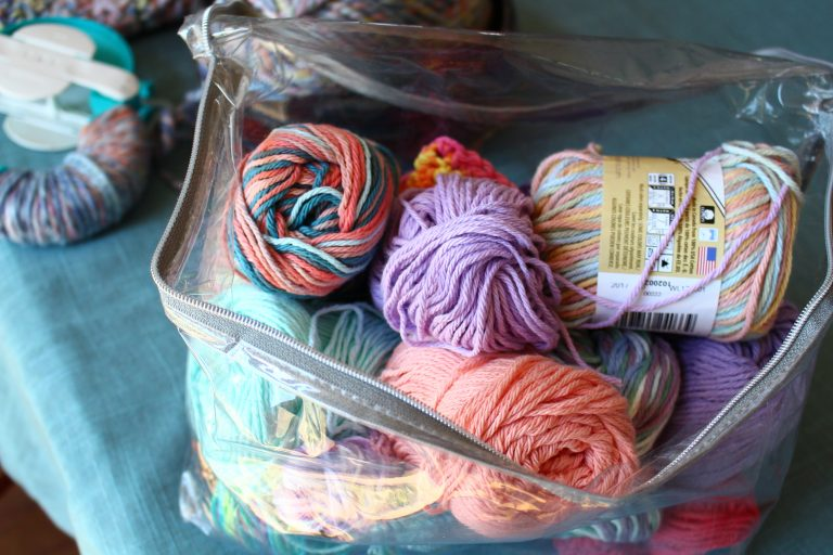 5 Ways to use that leftover yarn you'll actually want to try!