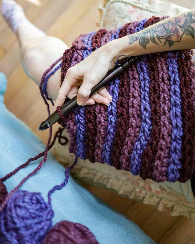 FREE Pattern Tracker for Crocheters & Knitters