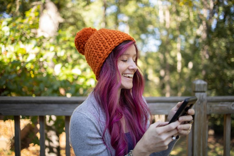 A Month's Worth of Instagram Content for Crocheters!